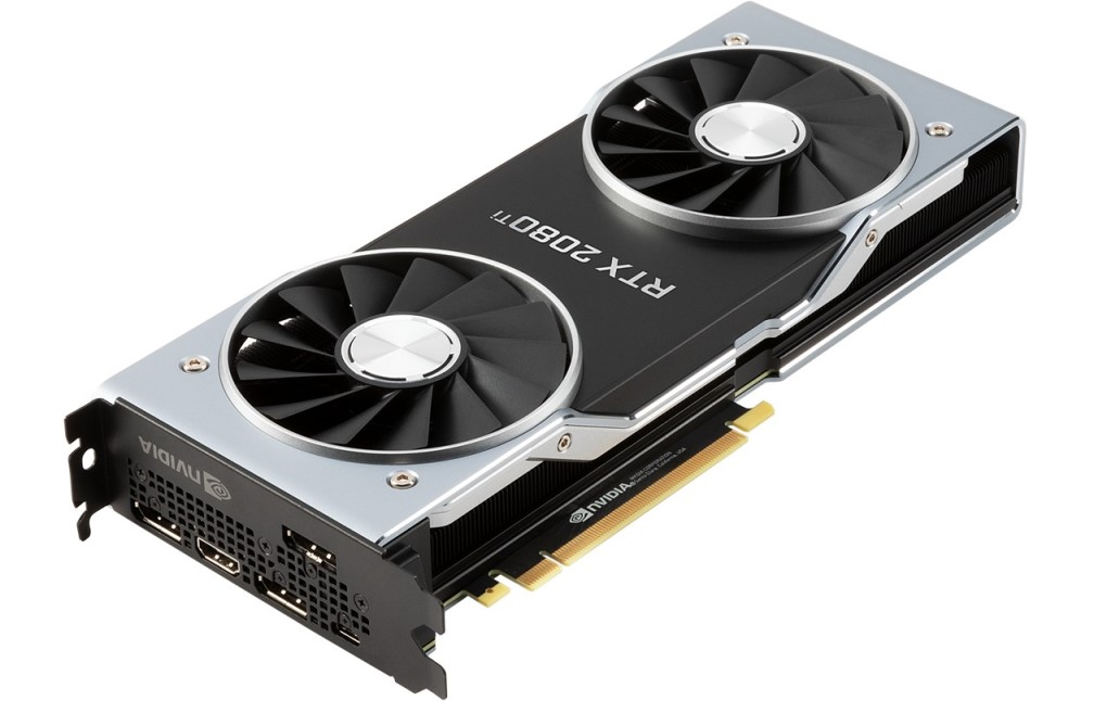 GeForce RTX 2080 Ti фото 2