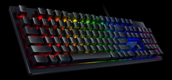 Обзор оптико-механической игровой клавиатуры Razer Huntsman