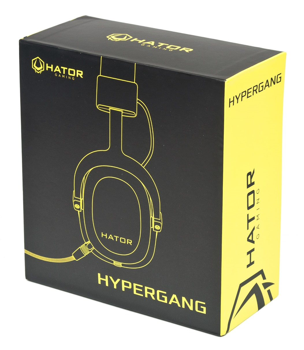 Hator Hypergang упаковка