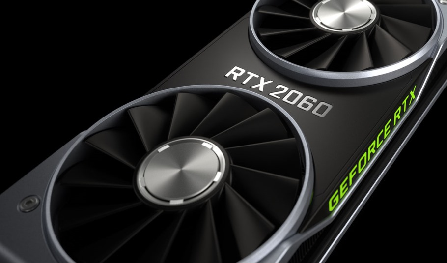 RTX 2060 фото 1