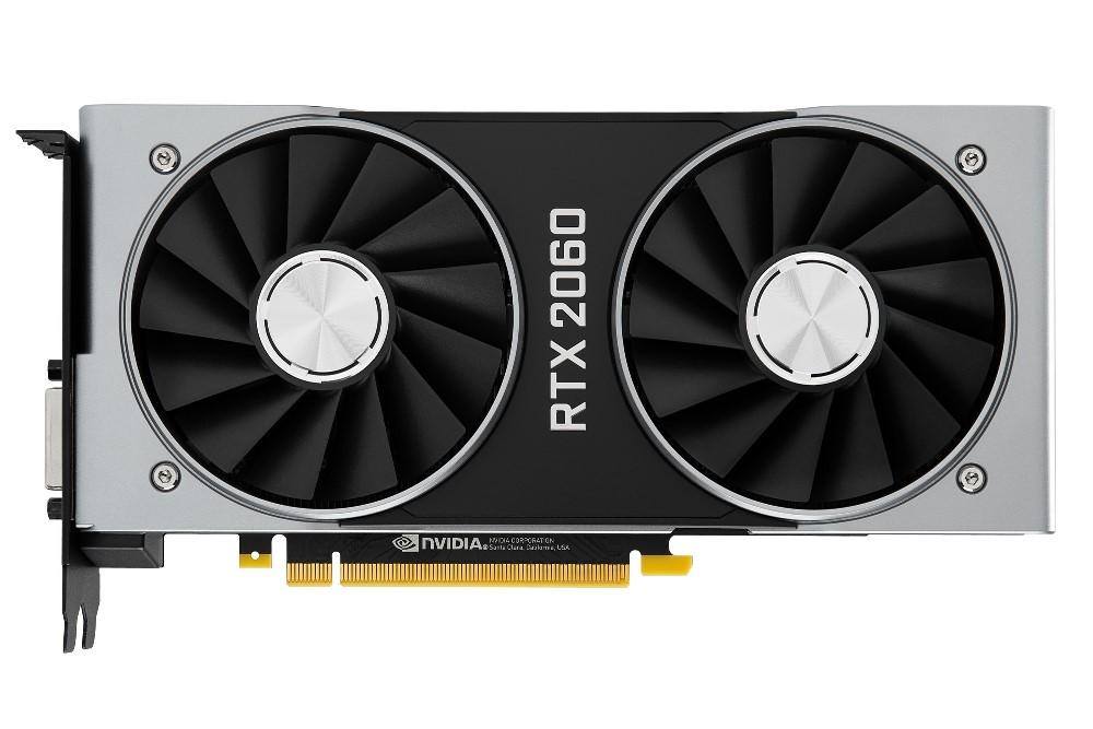 NVIDIA GeForce RTX 2060 фото 2