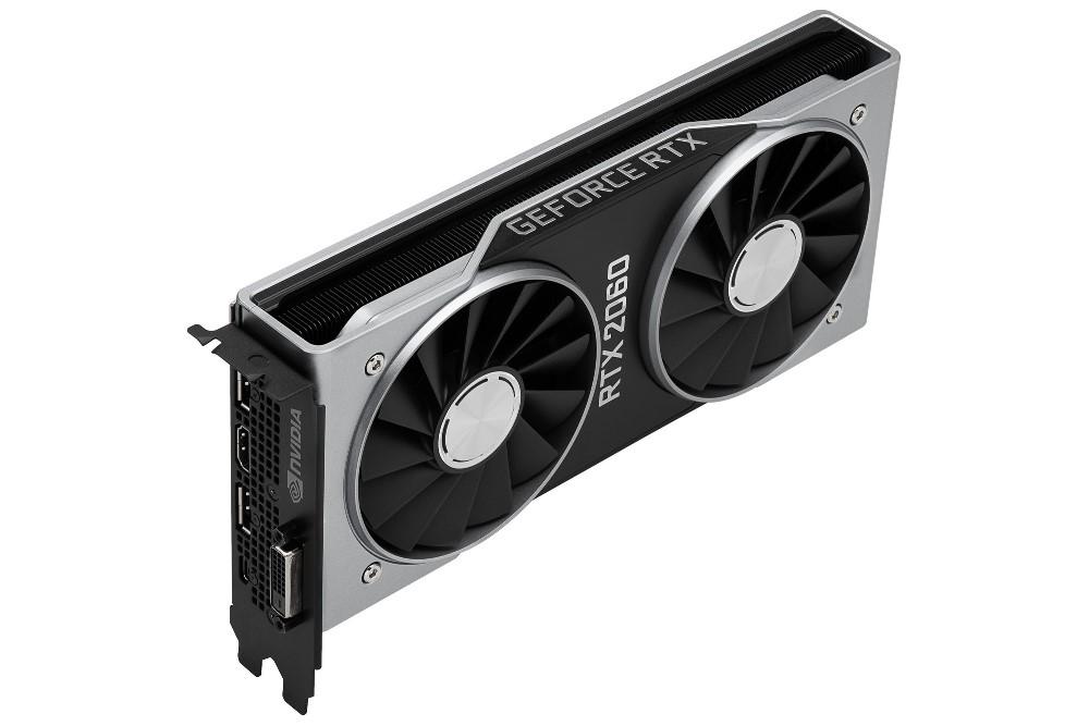 NVIDIA GeForce RTX 2060 фото 3