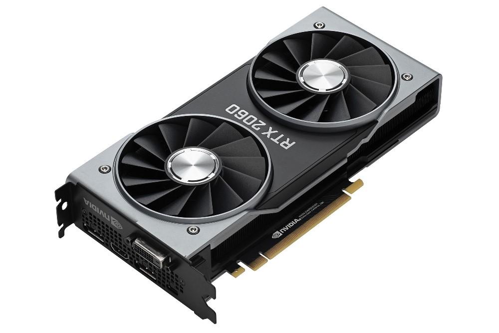 NVIDIA GeForce RTX 2060 фото 4