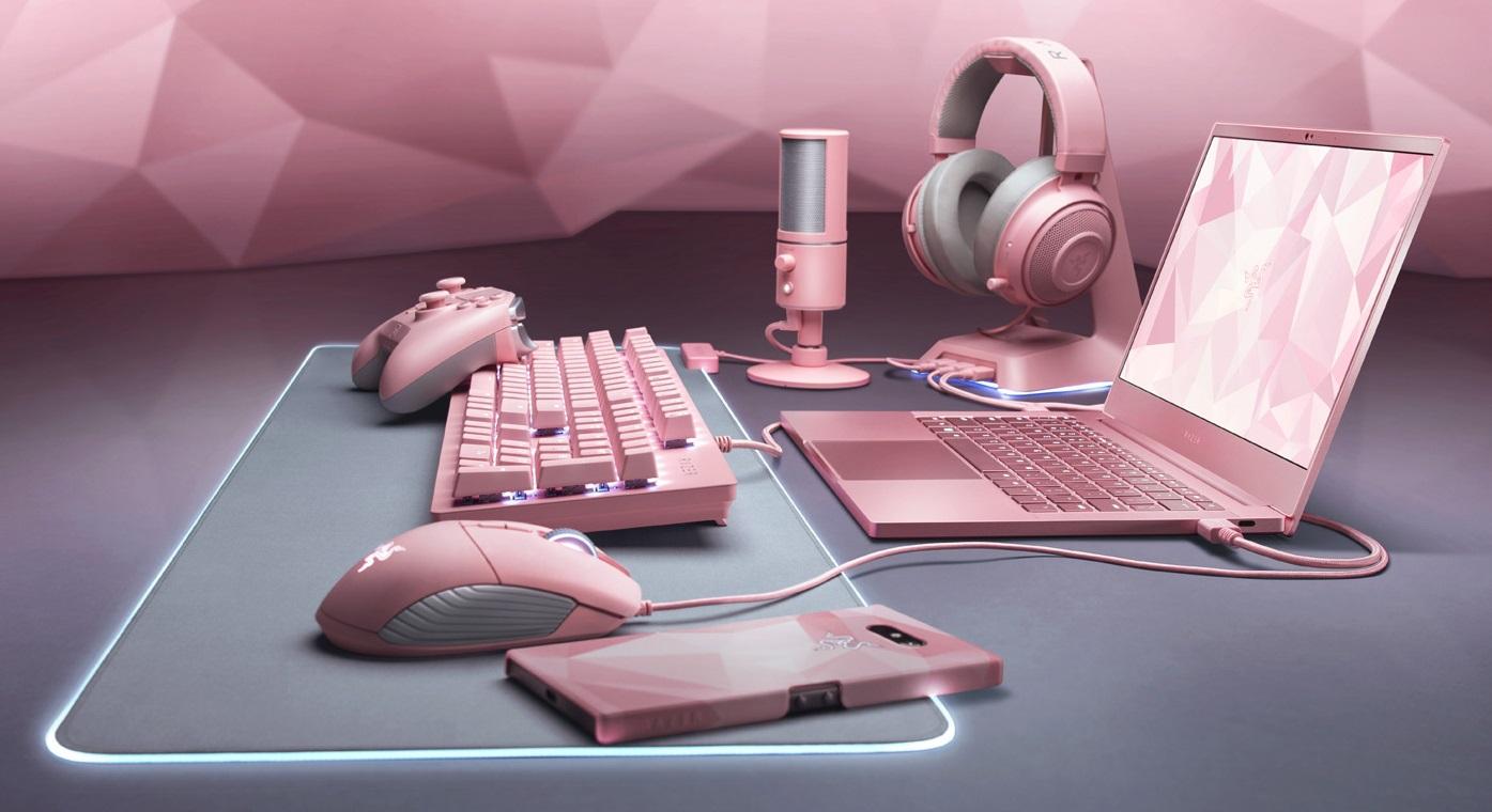 Quartz Pink Edition