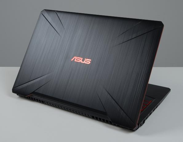 Обзор игрового ноутбука ASUS TUF FX504GE