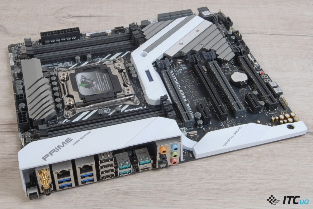 ASUS PRIME X299-DELUXE