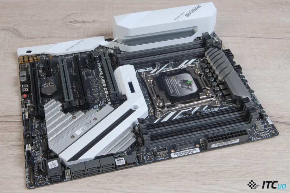 ASUS PRIME X299-DELUXE фото 2