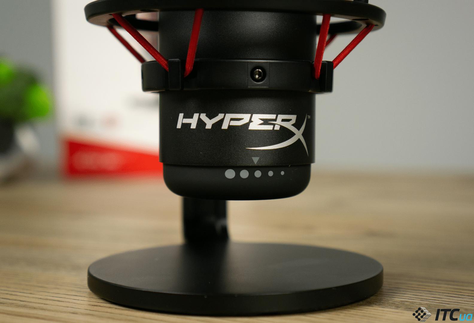 HyperX QuadCast фото 10