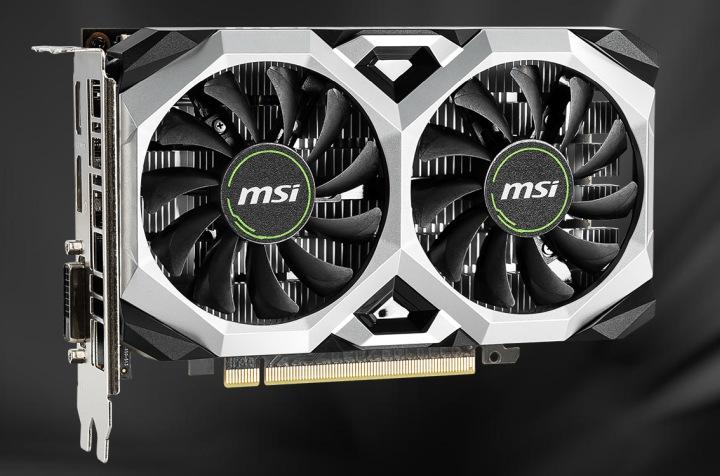 Обзор и тестирование видеокарты MSI GeForce GTX 1650 Ventus XS 4G OC