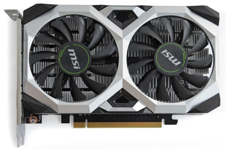 MSI GeForce GTX 1650 фото 2