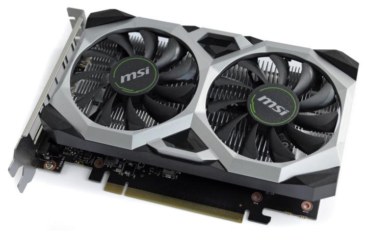 MSI GeForce GTX 1650 фото 3