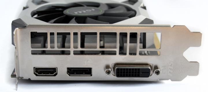 MSI GeForce GTX 1650 фото 4