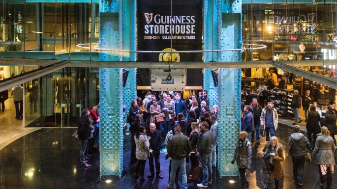 Guinness Storehouse фото 2