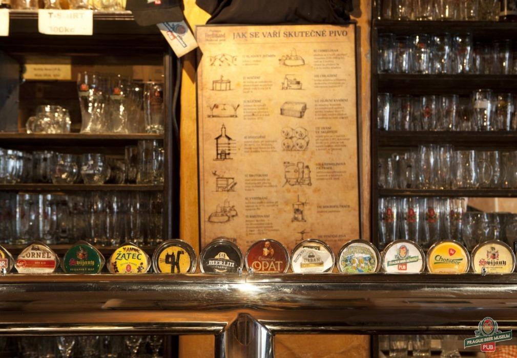 Чешский музей пива фото 2