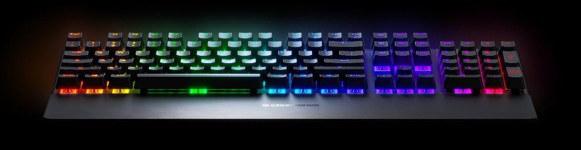 Новая линейка Apex! Новый уровень механических клавиатур!