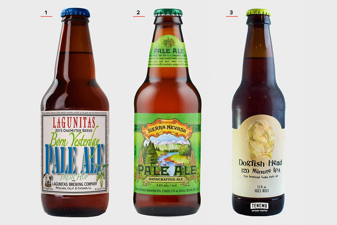 Pale Ale (Пейл Эль, Бледный Эль)