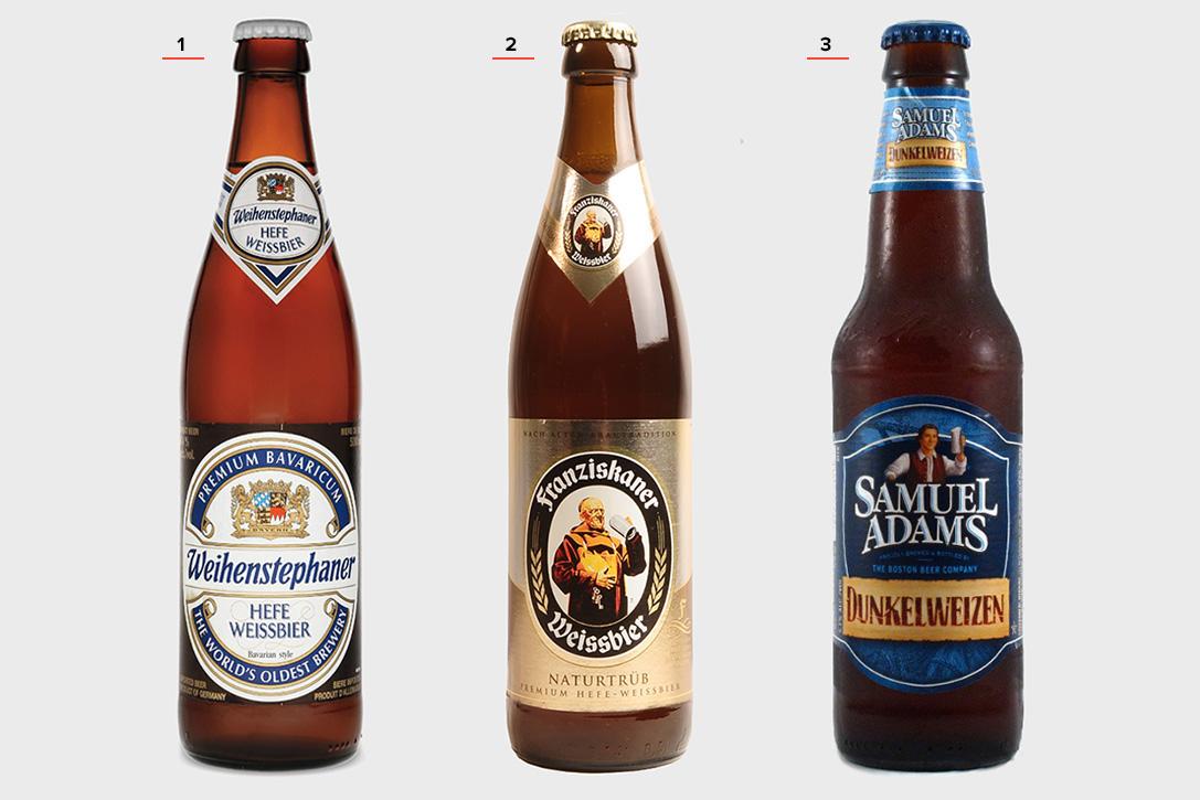 Wheat Ales (Пшеничное пиво)