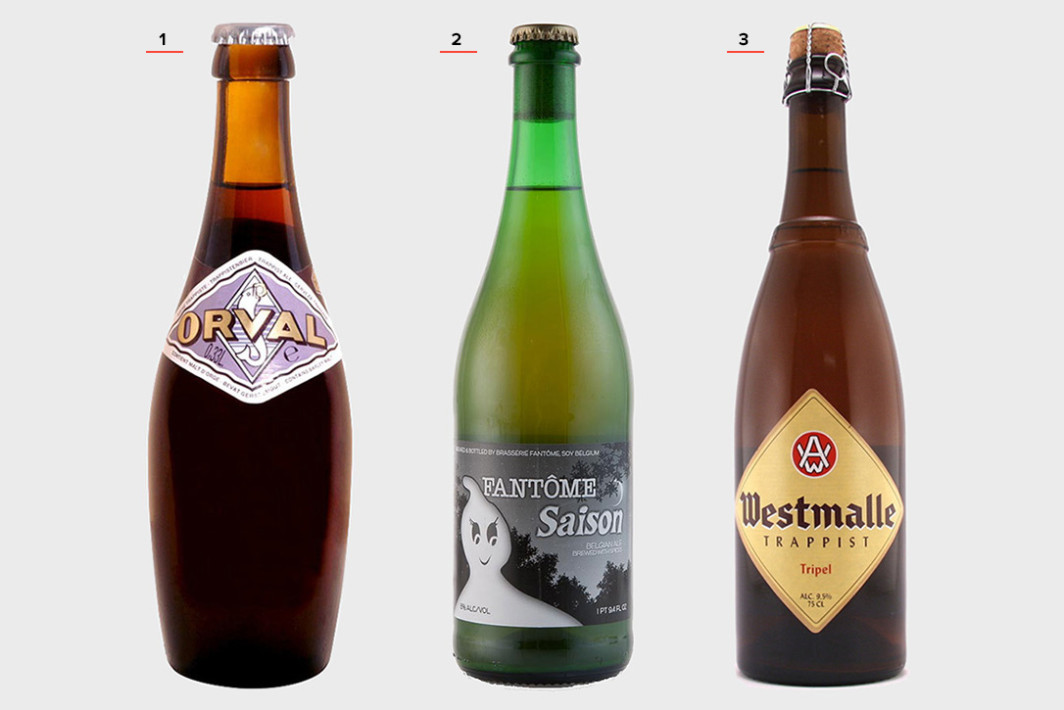 Belgian Ales (Бельгийские эли)