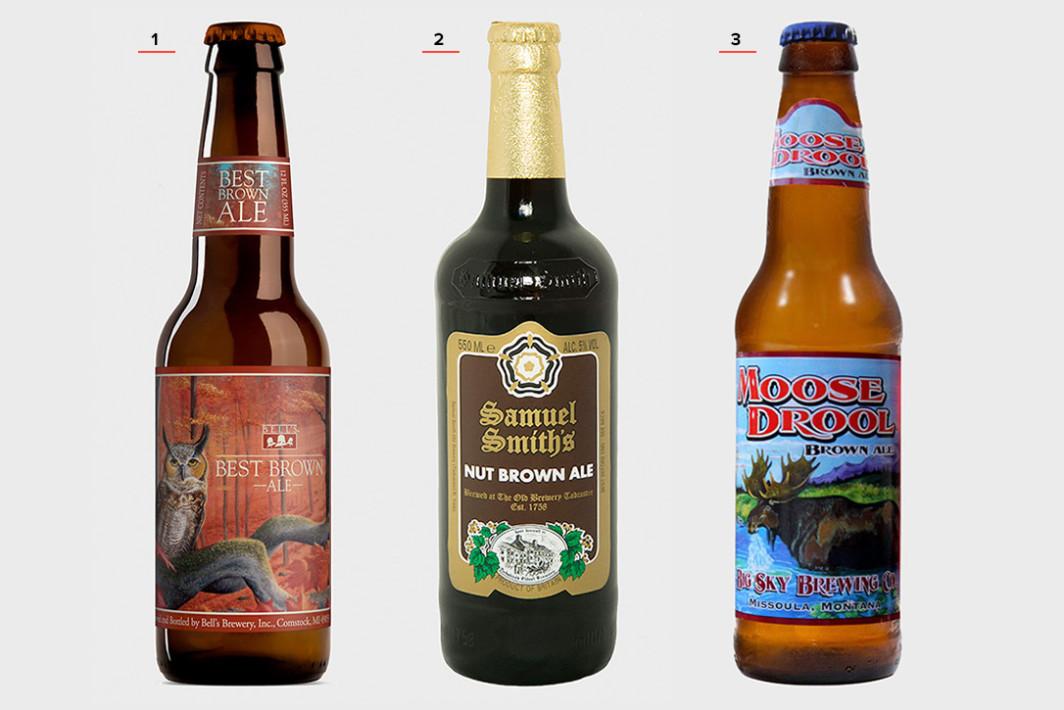 Brown Ales (Коричневый эль)