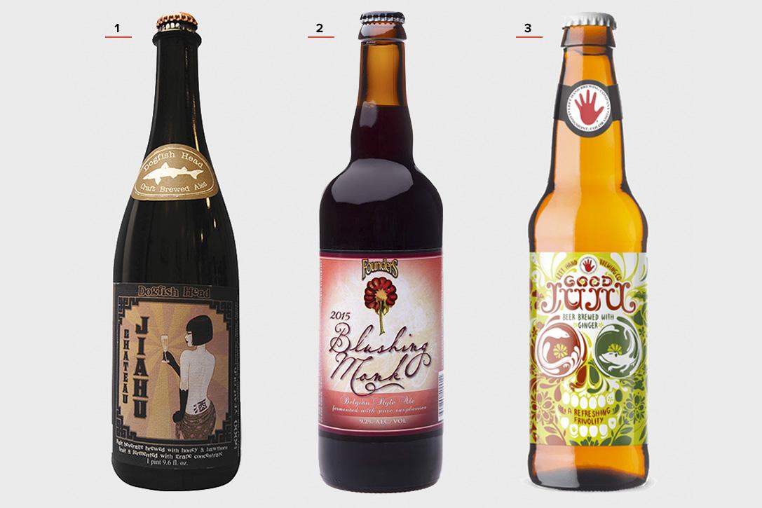 Specialty Beer (Специальное пиво)