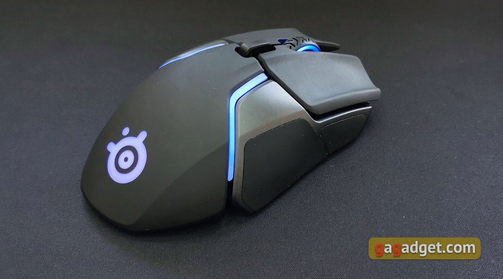 SteelSeries Rival 650 Wireless фото 3