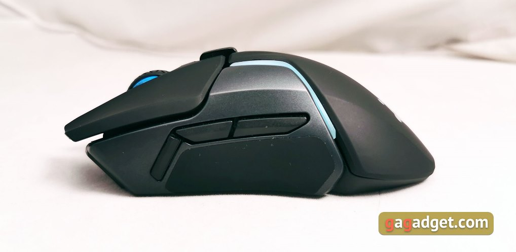 SteelSeries Rival 650 Wireless фото 5