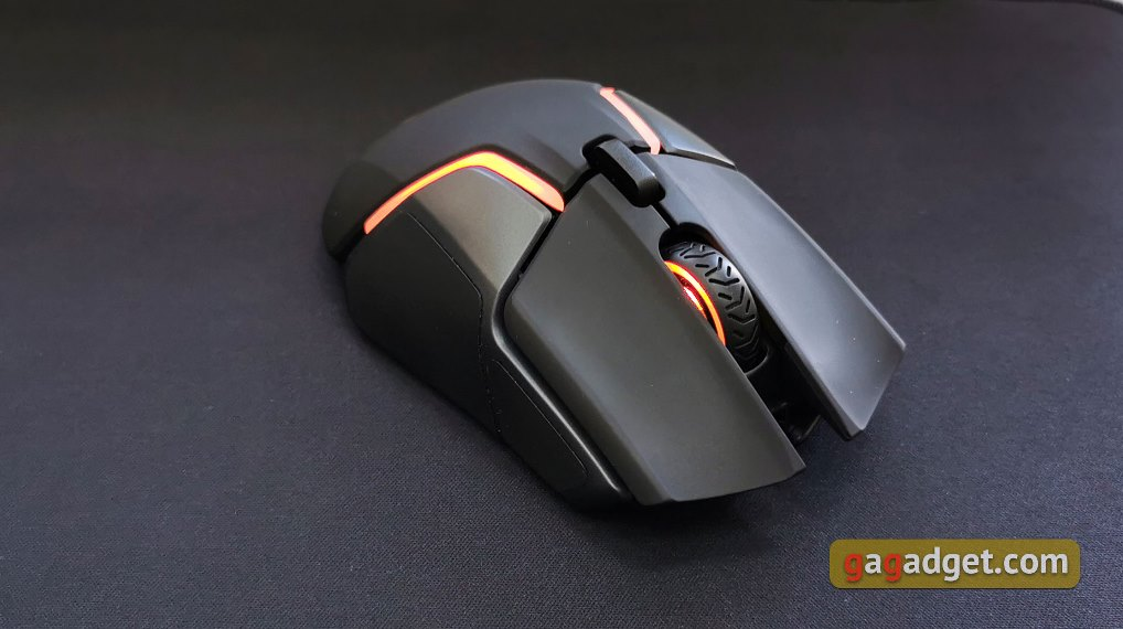 SteelSeries Rival 650 Wireless фото 16