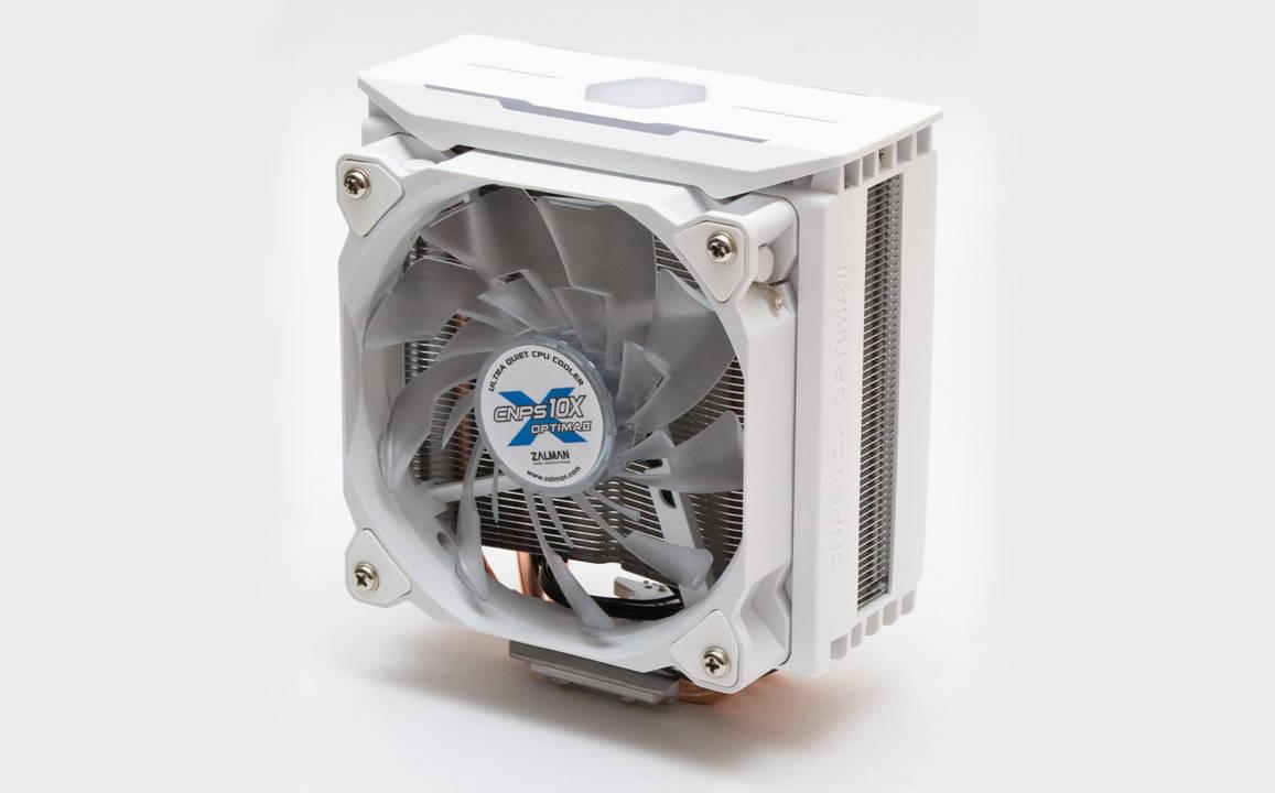 Воздушное охлаждение Zalman CNPS10X Optima II