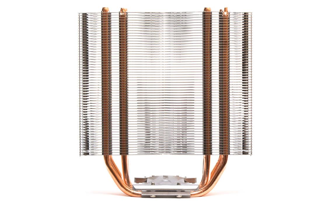 Ребра радиатора Zalman CNPS10X Optima II White