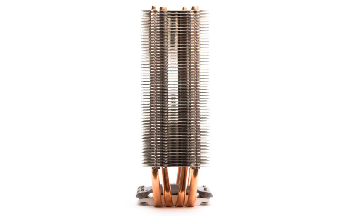 Боковая часть радиатора Zalman CNPS10X Optima II White