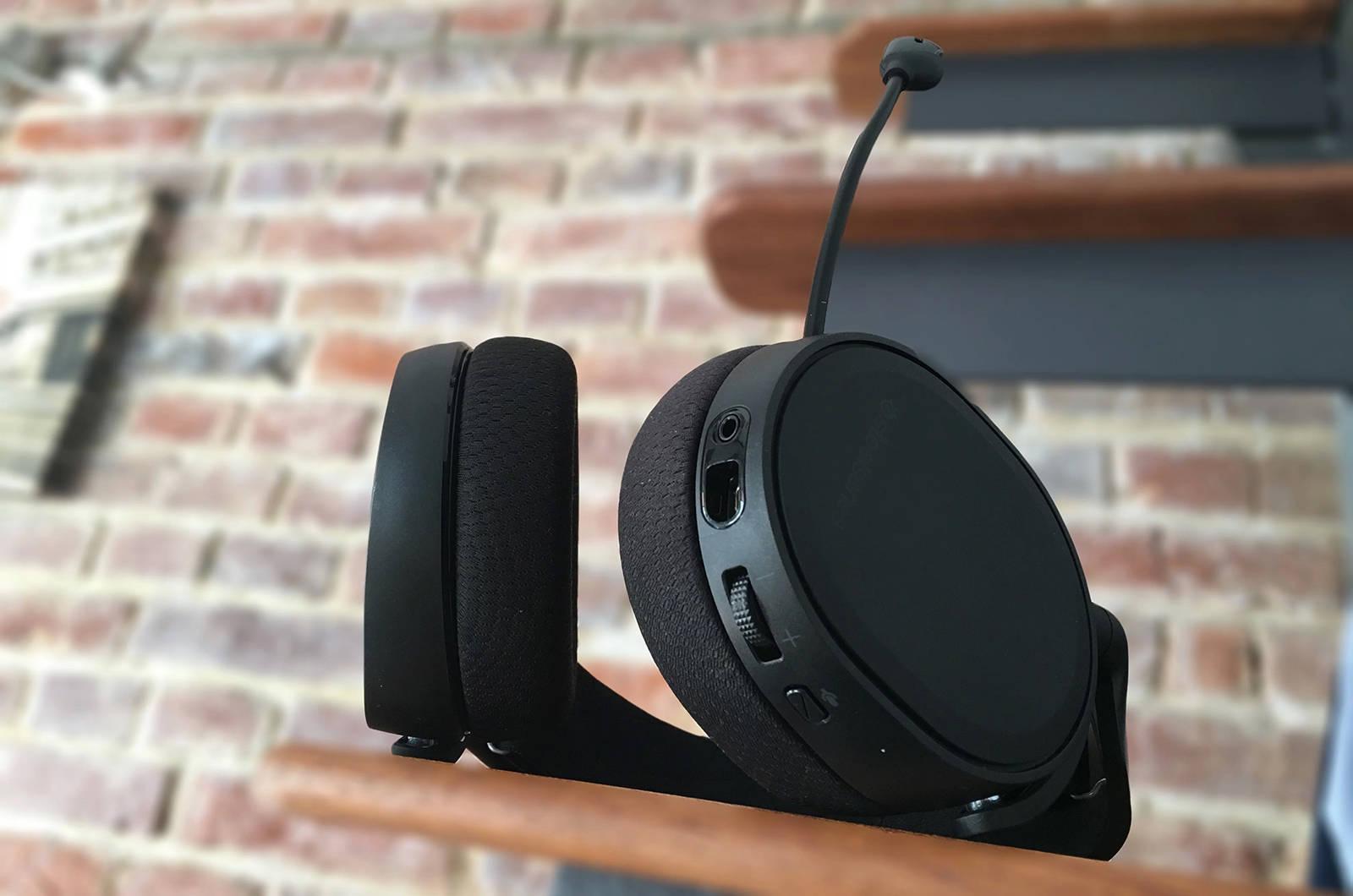 Гарнитура SteelSeries Arctis 3 Black. Фото 2