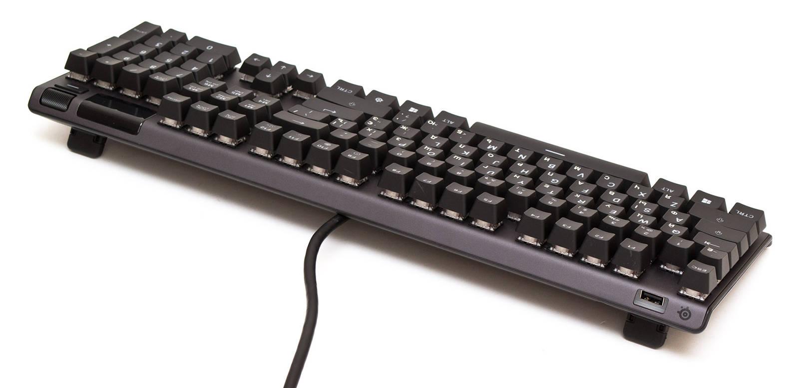 Клавиатура SteelSeries Apex 7. Фото 9