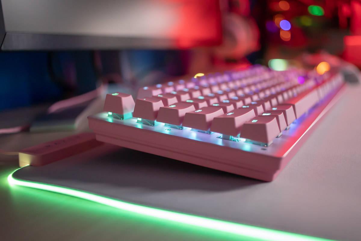 Механическая клавиатура Razer Huntsman