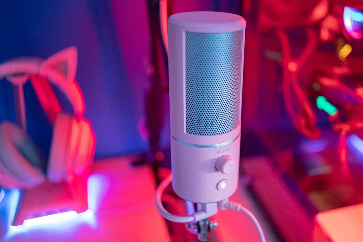 Стримерский микрофон Razer Seiren X