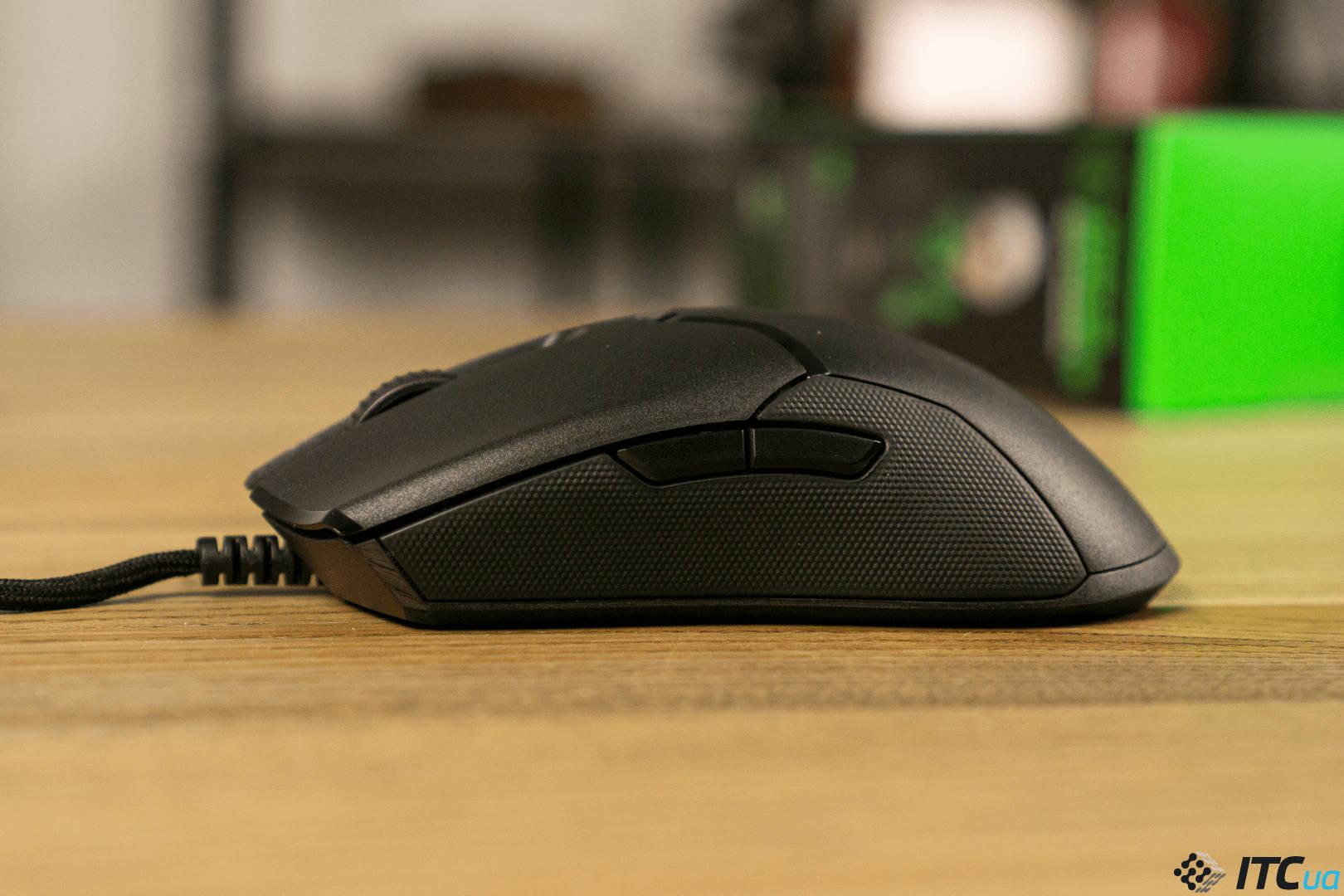Мышка Razer Viper. Фото 5