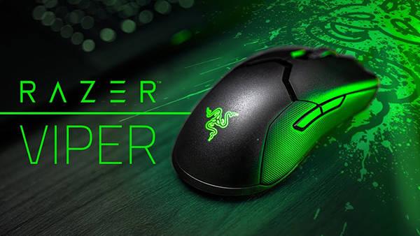 Обзор игровой мыши Razer Viper