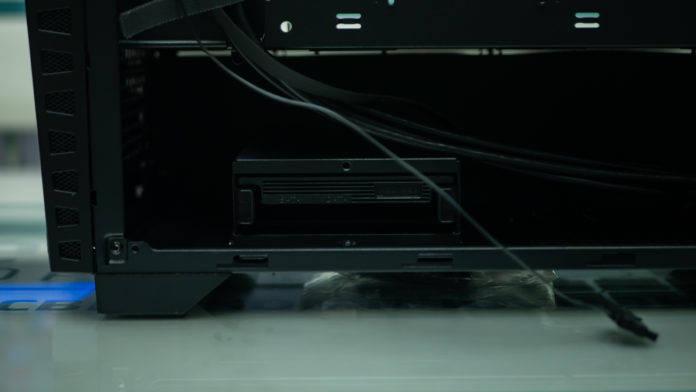 Корпус AeroCool Scar RGB. Фото 9