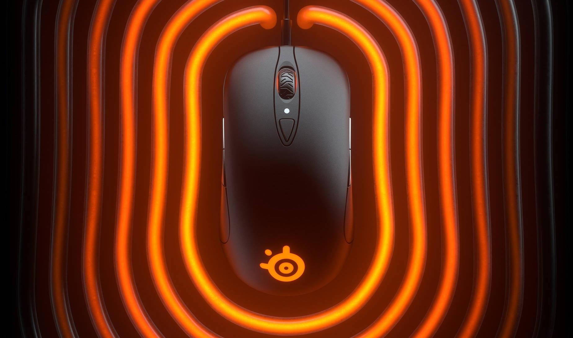 Компания SteelSeries представляет новую игровую мышь Sensei Ten с сенсором TrueMove Pro