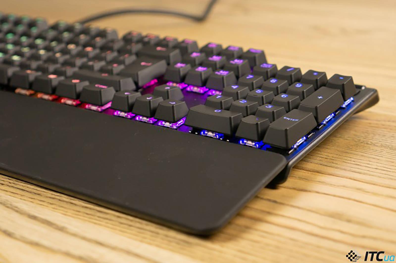 Клавиатура SteelSeries Apex Pro. Фото 7