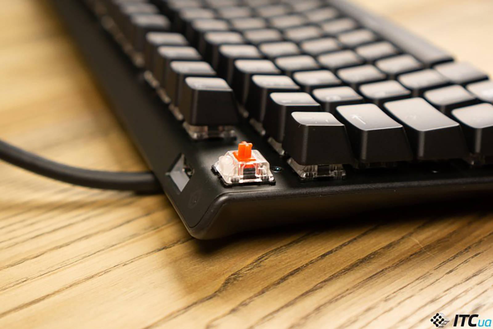 Клавиатура SteelSeries Apex Pro. Фото 12