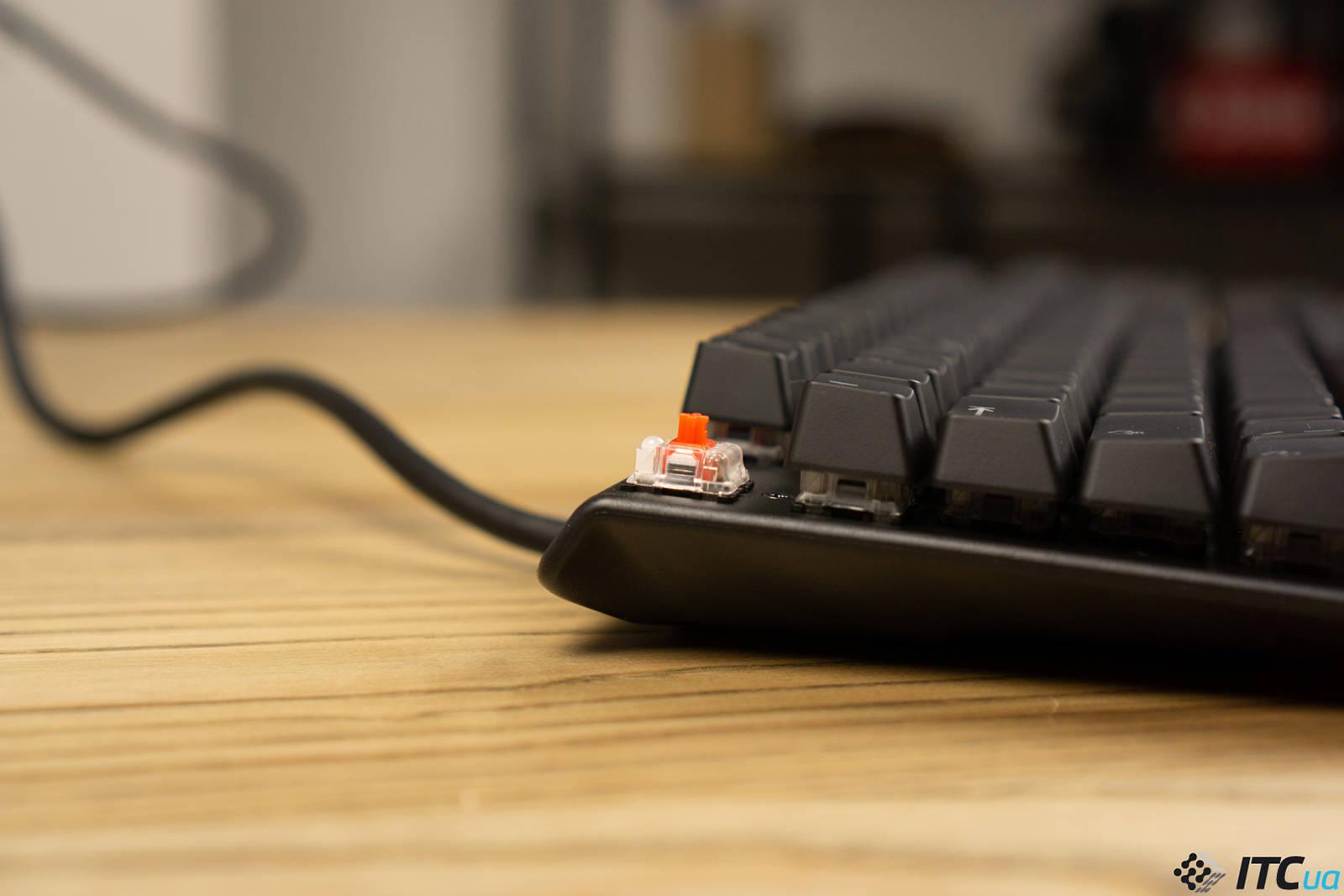 Клавиатура SteelSeries Apex Pro. Фото 14