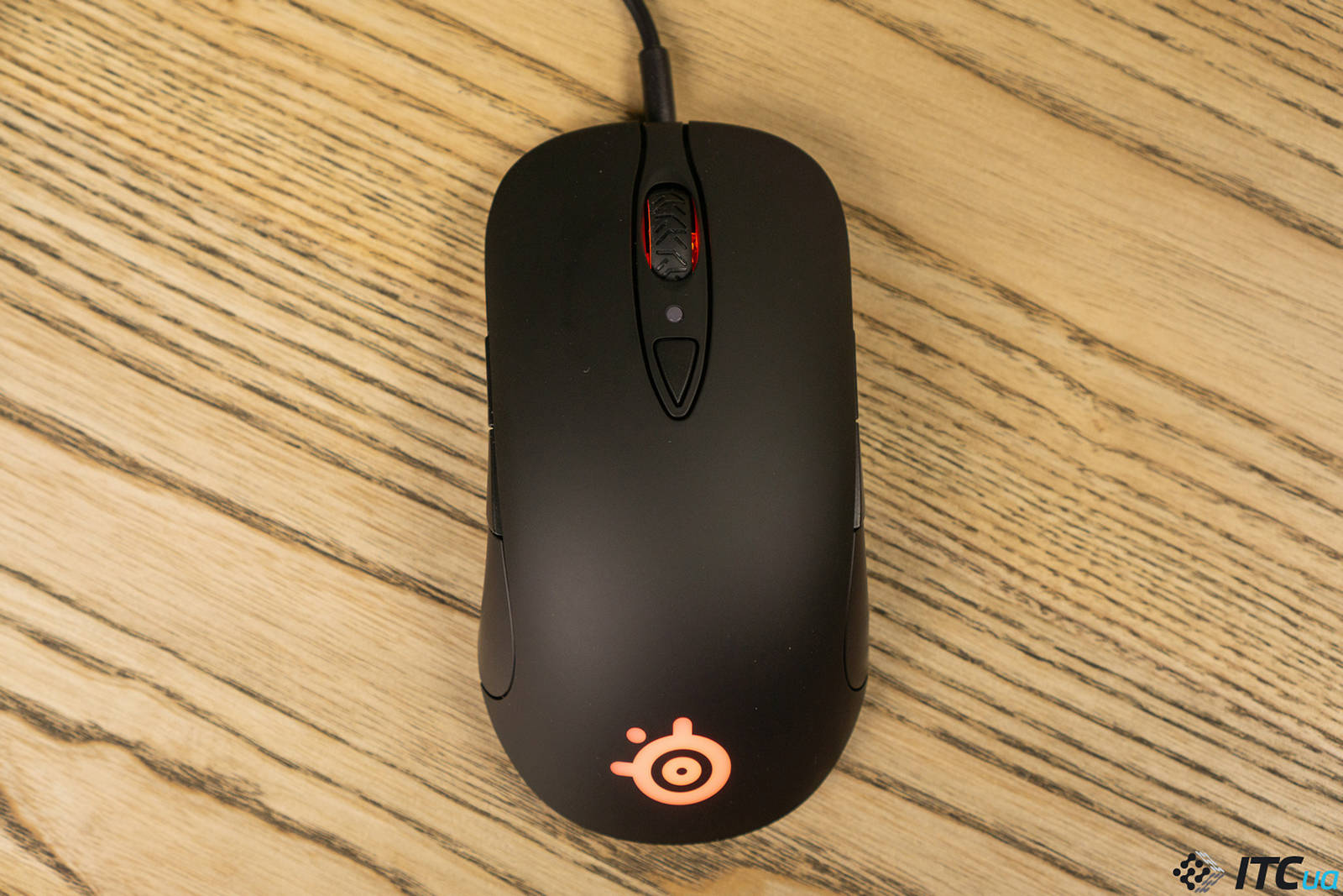Мышь SteelSeries Sensei Ten. Фото 2