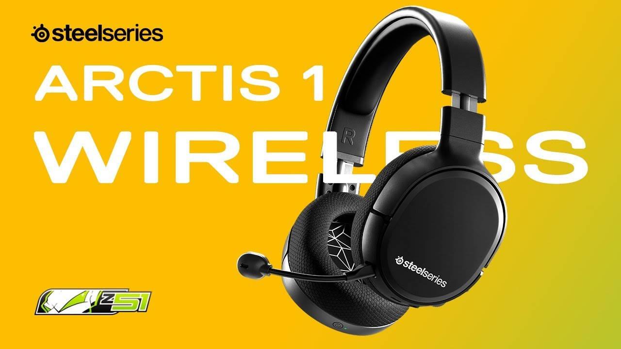 Видеообзор SteelSeries Arctis 1 Wireless | Сравнение с Arctis 1