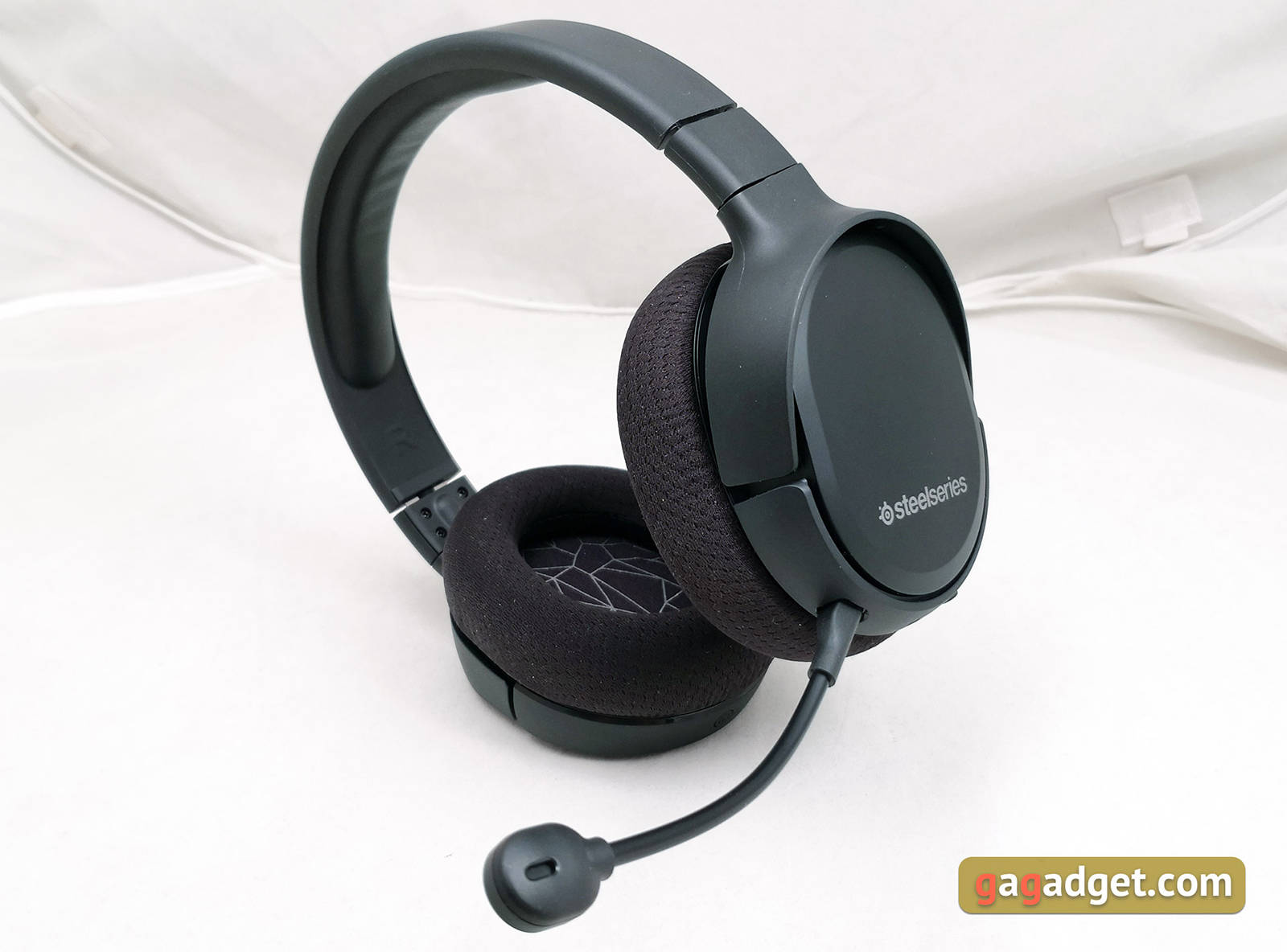 Гарнитура SteelSeries Arctis 1 Wireless. Фото 6