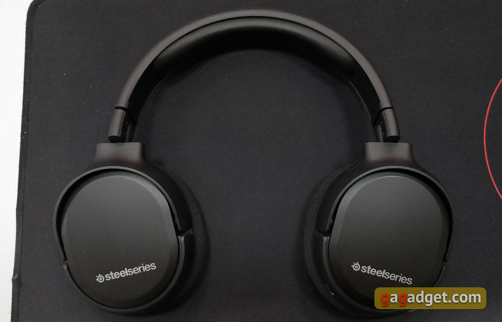 Гарнитура SteelSeries Arctis 1 Wireless. Фото 8