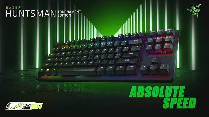 Обзор клавиатуры Huntsman Tournament Edition | Razer слушает комьюнити