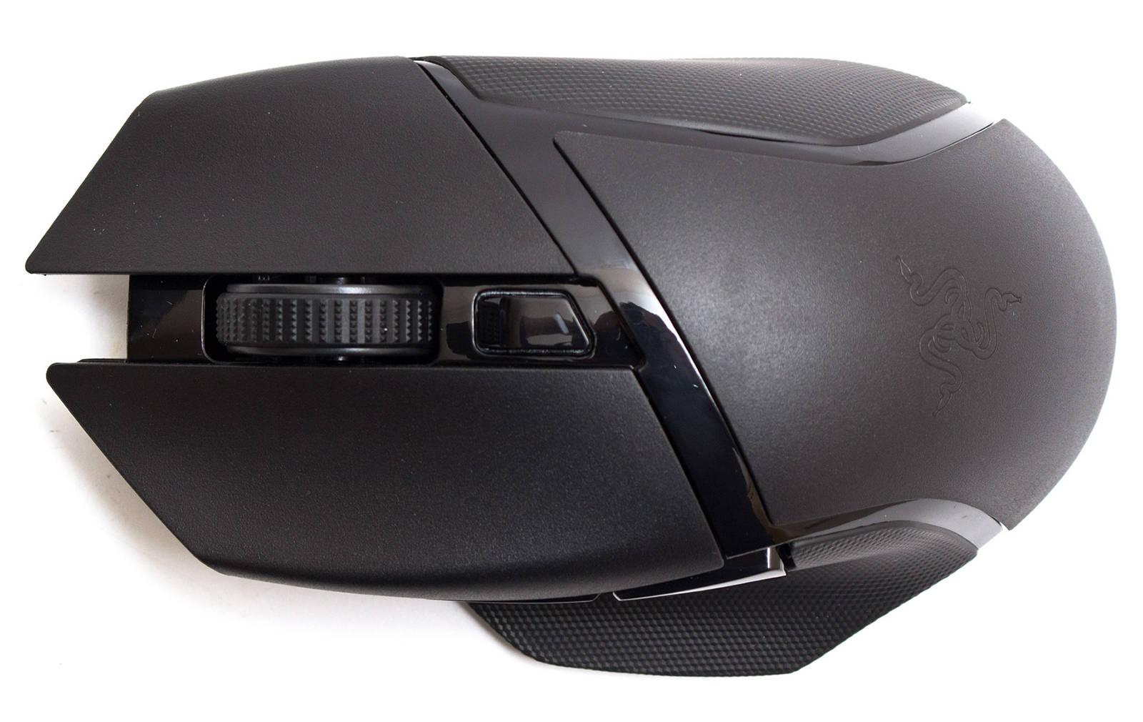 Мышка Razer Basilisk X HyperSpeed. Фото 5