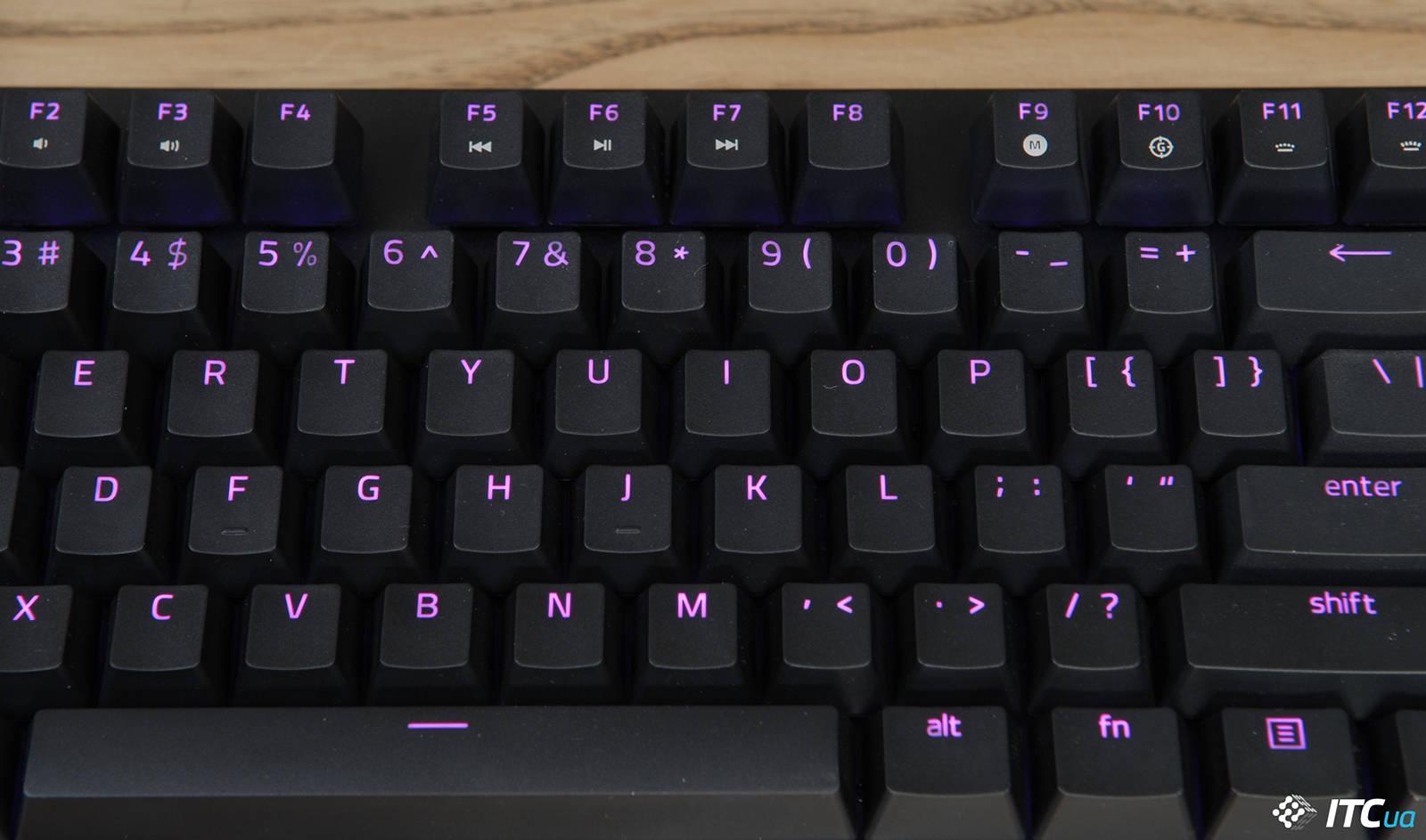 Клавиатура Razer Huntsman Tournament Edition. Фото 11