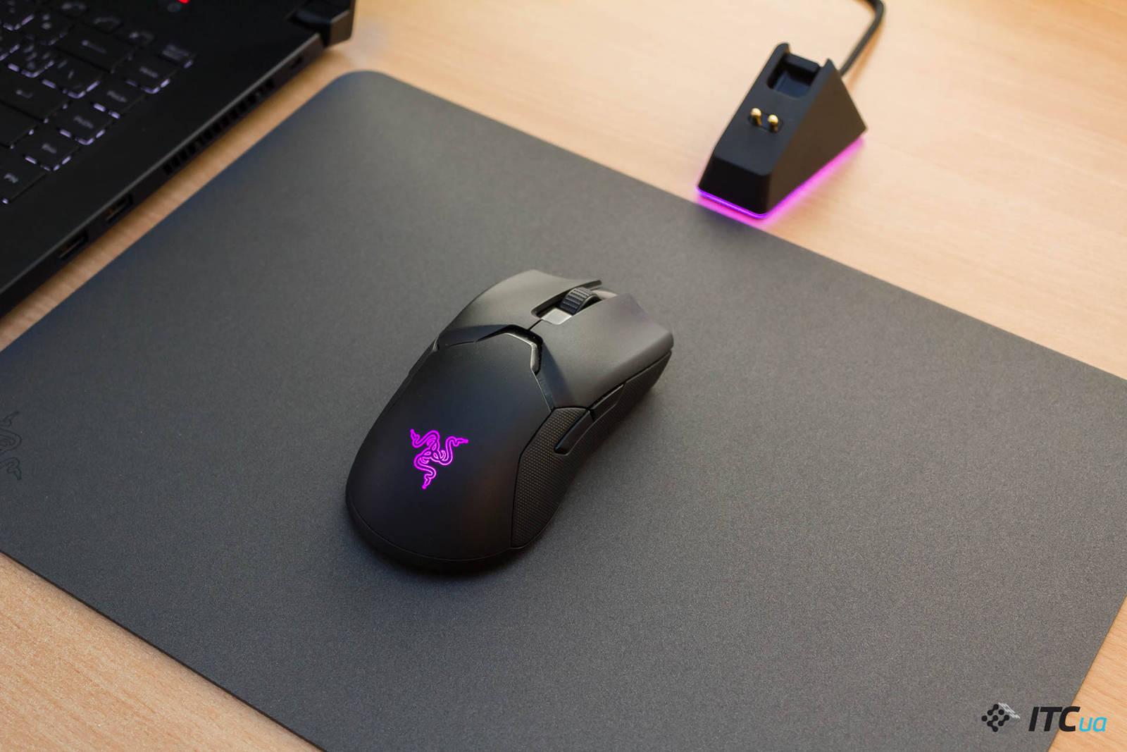 Мышь Razer Viper Ultimate. Фото 1