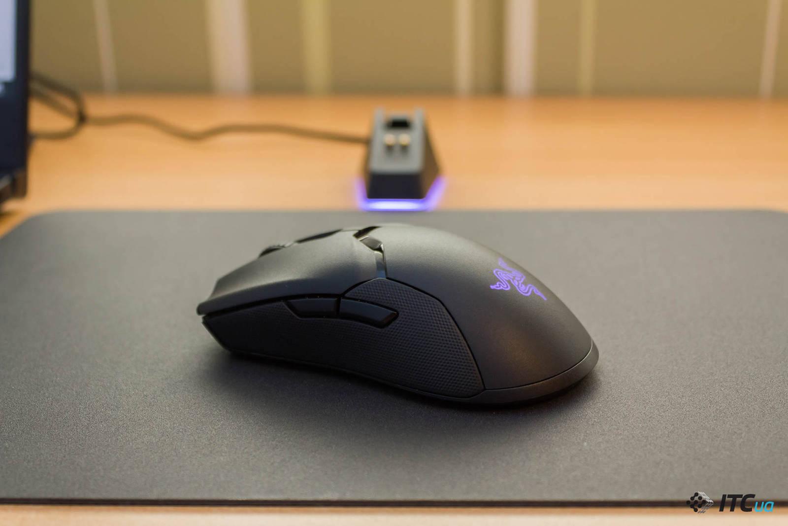 Мышь Razer Viper Ultimate. Фото 4
